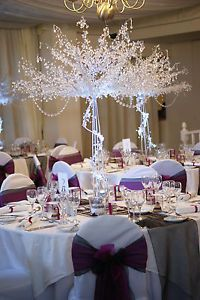Crystal Trees For Weddings Wedding Table Decorations Wedding Manzanita Tree Crystal Tre Wedding Decorations Diy Wedding Decorations Wedding Table Decorations