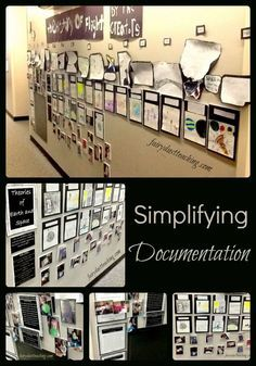 One of the most important elements of Reggio-Inspired teaching is documentation. From experience, I know this can be one of the most intimidating pieces of the approach to implement. Today I want to share one example of a documentation panel I created along with my students in a first grade classroom.   Documentation Ideas