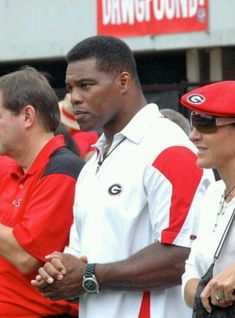 A True #Dawg #HerschelWalker  We Love You Herschel!!!   For Great Sports Stories, Funny Audio Podcasts, and Football Rules Tutorial www.RollTideWarEagle.com