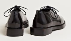 Yet another beautiful day: Lace Up Shoe by Achilles Ion Gabriel