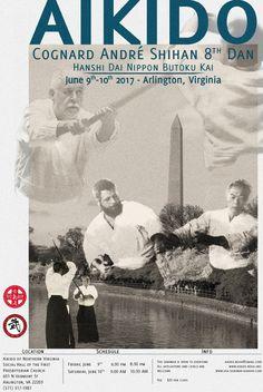 Aikido seminar in Arlington (VA) - http://bit.ly/2qXJWBB