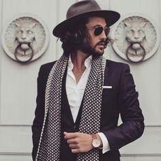 Men's fashion blog : Inspirational blog for men's wear, men's style tips. Daily…