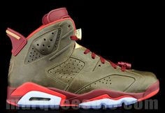 new style df69b e6079 Preview  Air Jordan 6 Retro Championship Pack (Cigar   Champagne