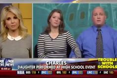 All-white Fox News panel demands apology for school's Black History Month event