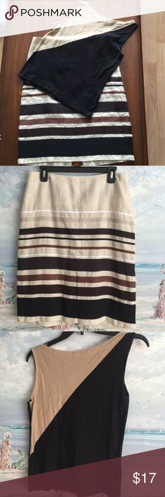 Skirt and Top Beautiful The Limited skirt and top. In good condition. The Limited Skirts Midi