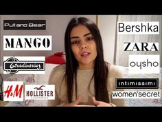HABLEMOS DE TIENDAS: ZARA, MANGO, BERSHKA, H&M, INTIMISSIMI....