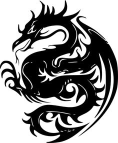 7 Best Images of Flying Dragon Stencils Printable - Dragon Stencil Designs, Free Dragon Tattoo Stencils and Flying Dragon Tattoo Stencil Dragon Tattoo Stencil, Tattoo Stencils, Stencil Art, Stenciling, Chinese Tattoo Designs, Dragon Tattoo Designs, Chinese Dragon Tattoos, Dragon Print, Free Stencils