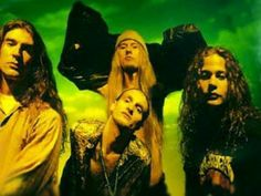 Alice in Chains /w/ lead vocalist Layne Staley