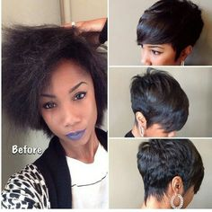 Short Cut Hairstyles Grow Lust Worthy Hair Faster Naturally Wwwhairtriggerr
