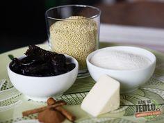Pšeno so sušenými slivkami | Kam na jedlo?
