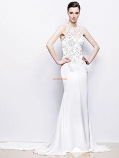 Trumpet/Mermaid Spring 2014 Natural Wedding Dresses 2014
