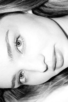 Miranda Kerr photographed by Terry Richardson.