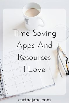 Time Saving Apps And Resources I Love and use on a regular basis. These apps save me time (and frustration.) They add value to what I do and allow me to spend my time more valuably.