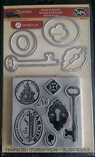 sizzix 7stamp & 6 die set Gypsy findings by 7 gypsies RRP  £19.99