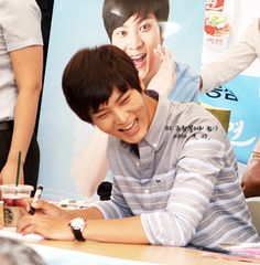 Joowon is so cute and charming