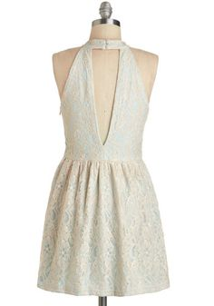 Ever So Fondant Dress, #ModCloth
