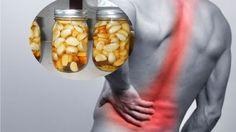Chữa dứt điểm bệnh đau lưng cột sống chỉ với 5 giọt rượu này mỗi ngày