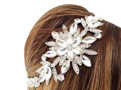 """Arianna"" Crystal head chain - White Crown SocietyWhite Crown Society"