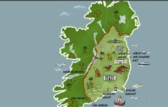 Exploring Ancient Ireland: Loughcrew, Hill of Tara and 6 More Highlights Dublin, Newgrange Ireland, Ireland Map, Medieval Town, Ancient Ruins, The Visitors, Roman Catholic, World Heritage Sites, Middle Ages