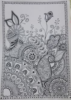 Gnc #Mandala#hand draw