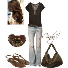 Cute outfit. I wouldn't wear the bracelet and I would have a different handbag.
