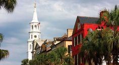 El encanto de Charleston, en Carolina del Sur