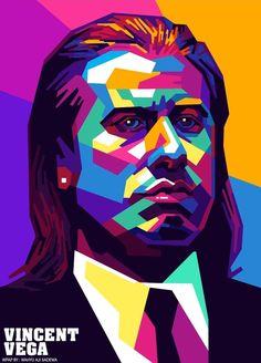 John Travolta by LastAssassin