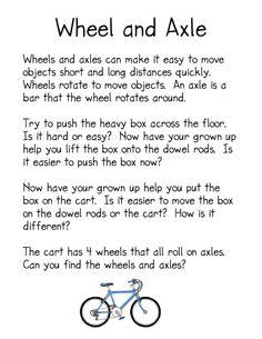 wheel directions