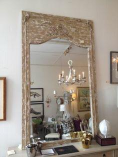 Large Tremeau Mirror | eBay | $950 BIN
