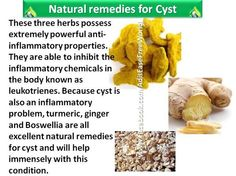 Natural remedies for Cyst   https://www.facebook.com/AdisEaseFreeWorld