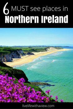 Pack of 6 Blank Greeting Cards Northern Ireland Giants Causeway Antrim Coast
