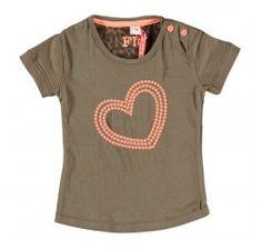 Dress like Flo Baby t-shirt Molly-tje army