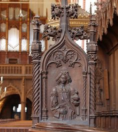 Germany_Bardowick_cathedral_wood_carving