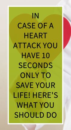 Steps to Perform In a Case of a Heart Attack Good Health Tips, Health Advice, Health And Wellness, Healthy Tips, Health Care, Herbal Remedies For Depression, Herbal Cure, Natural Teething Remedies, Natural Cold Remedies