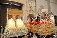 Esperanza de Triana en la catedral