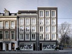 Marc Prosman Architecten Apartment Block, Amsterdam, 2007