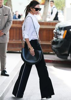 From VB to OP, These Have Been Summer's Best Dressed A-Listers via @WhoWhatWearUK