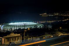 Santini e Rocha Arquitetos - Project - Estádio Beira-Rio - Beira Rio Stadium