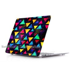 BTD Unique Fashion Hard Case for MacBook Pro 13.3 Retina 15.6 New Mac Air 11 12 13 inch Geometric Style Bright Triangle Cover -in Laptop Bags & Cases from Computer & Office on Aliexpress.com   Alibaba Group