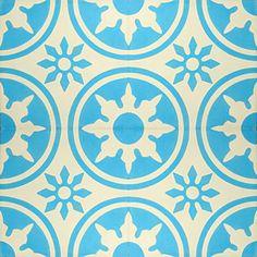 VN Azule 02 Portugese cementtegel van Designtegels.nl