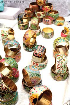 Ibiza...the hippy market!  Lots of lovely bangles :-)