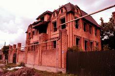A house in #Katayama, #Grosny, #Chechnya.