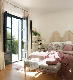 Gana bienestar en el dormitorio principal · ElMueble.com · Dormitorios