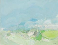 Roger Muhl- I have one of his lithographs, and his pieces are so soothing.
