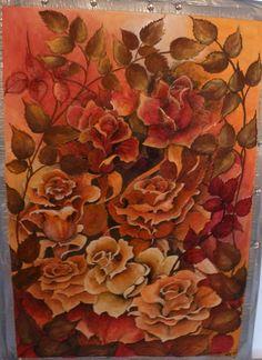 rózsák sárga variáció /saját /