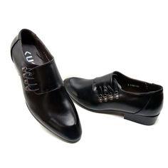 Inexpensive Hot Black Goth Fashion Dress Wedding Prom Shoes Men Sku 1100129