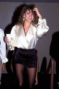 Old-school Mariah.