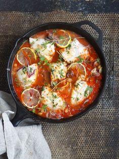 One pot wonder - lettvint gryterett - Mat På Bordet Korean Food Kimchi, One Pot Wonders, Kimchi Recipe, Healthy Vegetables, Hot Pot, Recipes From Heaven, Fish And Seafood, Fish Recipes, Korean Recipes