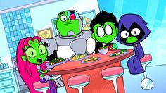 Watch Teen Titans Go! To the Movies Teen Titans Go Characters, Fictional Characters, Cartoon Network Uk, Vegetable Cartoon, See Movie, Beast Boy, Streaming Movies, Adventure Time, Family Guy