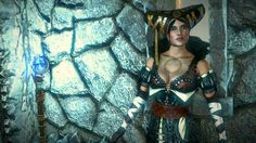 Sheala de Tancarville from #Witcher2